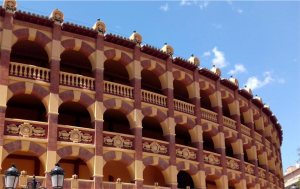Carteles de la la Feria de San Jorge 2019 en Zaragoza